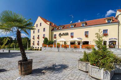 Spa Hotel Centrum Tjeckien
